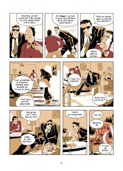 Page 2 La guerre des autres tome 1