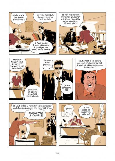 Page 3 La guerre des autres tome 1