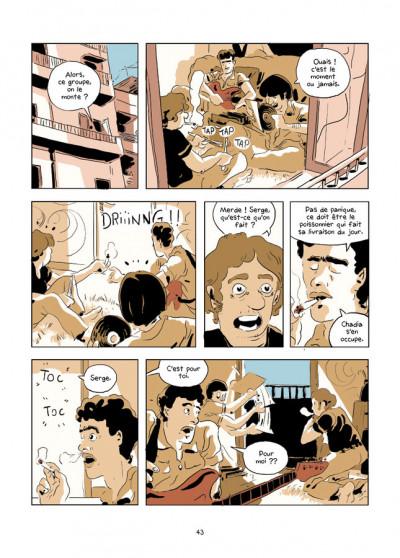 Page 4 La guerre des autres tome 1