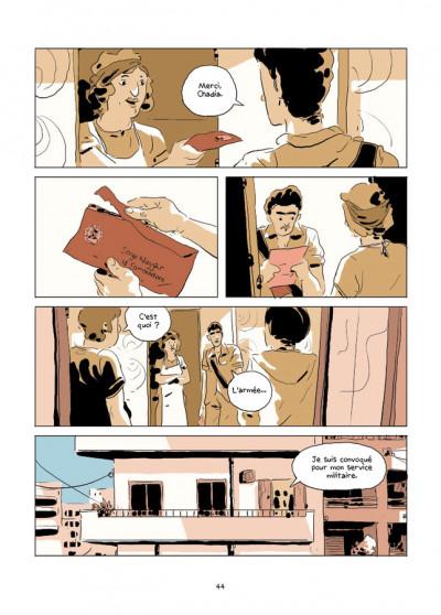 Page 5 La guerre des autres tome 1