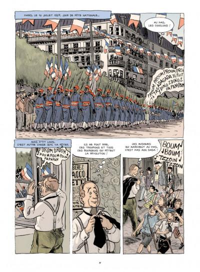 Page 1 Viva l'anarchie ! tome 1