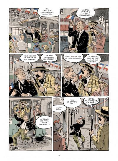 Page 3 Viva l'anarchie ! tome 1