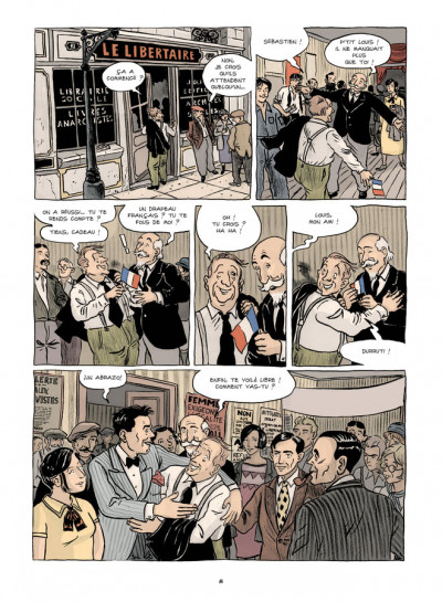 Page 4 Viva l'anarchie ! tome 1
