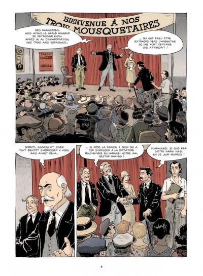 Page 5 Viva l'anarchie ! tome 1
