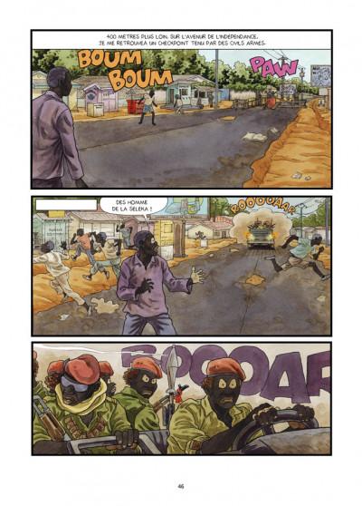 Page 3 Tempête sur Bangui tome 2