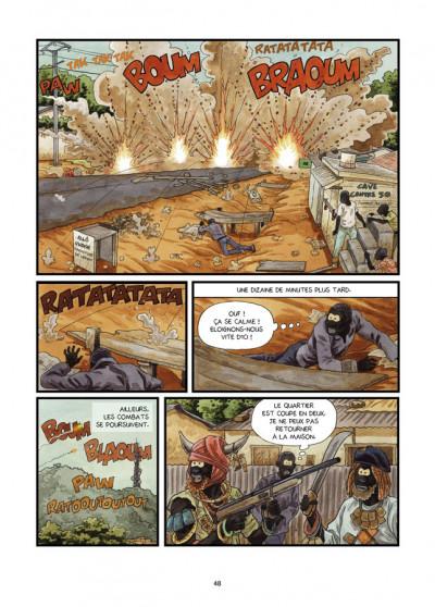 Page 5 Tempête sur Bangui tome 2