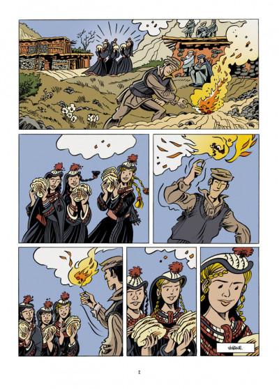 Page 2 Les derniers Kalash de l'Himalaya