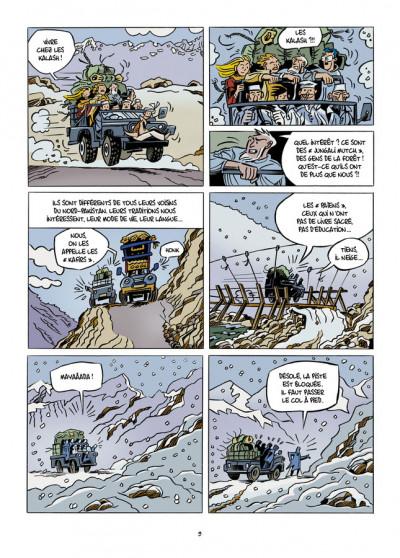 Page 4 Les derniers Kalash de l'Himalaya