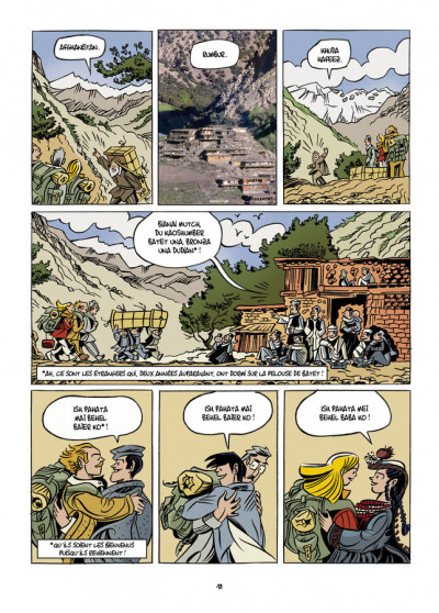 Page 6 Les derniers Kalash de l'Himalaya