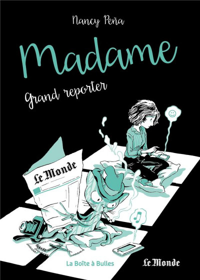 Couverture Madame tome 3