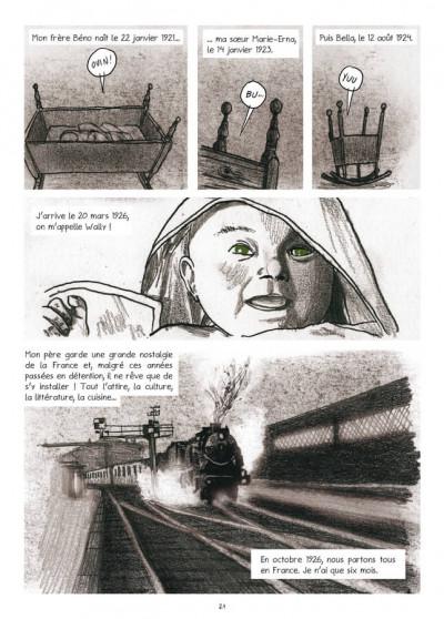 Page 1 Deux hivers, un été