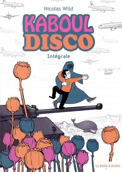 Couverture Kaboul disco - intégrale