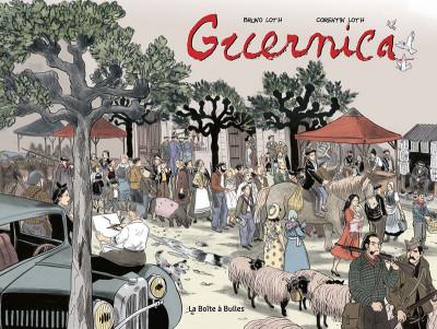Couverture Guernica