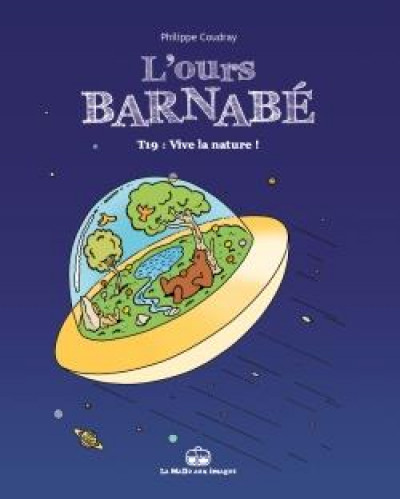 Couverture L'ours Barnabé tome 19