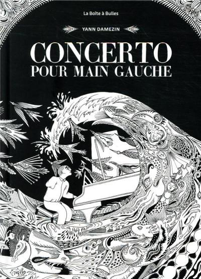 Couverture Concerto pour main gauche