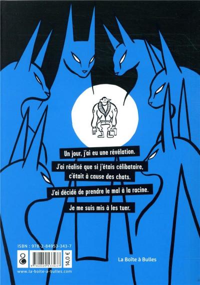 Dos La brigade de répression du félinisme