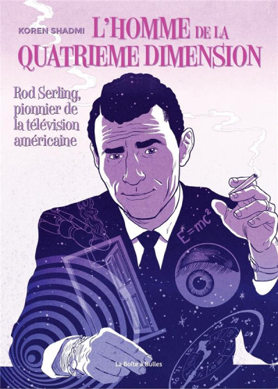 Couverture L'homme de la quatrième dimension