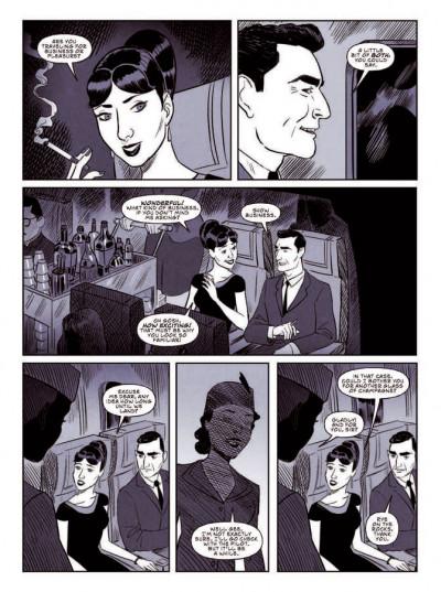 Page 1 L'homme de la quatrième dimension