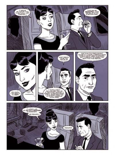 Page 2 L'homme de la quatrième dimension