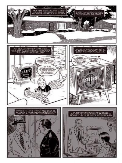 Page 3 L'homme de la quatrième dimension