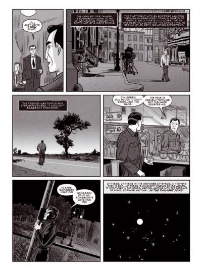 Page 5 L'homme de la quatrième dimension