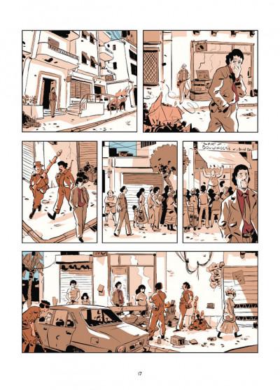 Page 2 La guerre des autres tome 2
