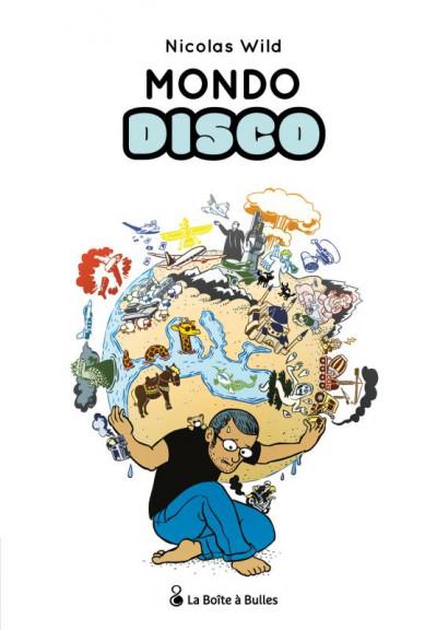 Couverture Mondo disco