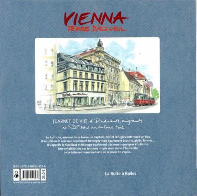 Dos Vienna, terre d'accueil