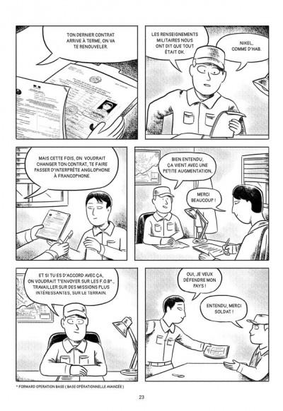Page 4 Traducteurs afghans - Une trahison française