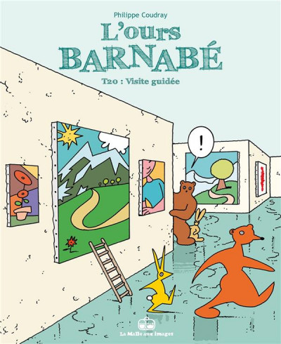 Couverture L'ours barnabé tome 20
