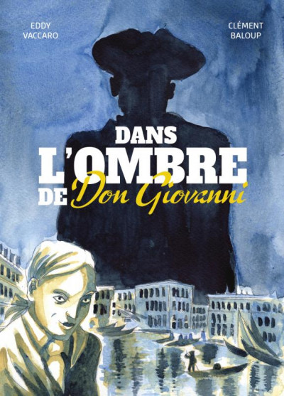Couverture Dans l'ombre de Don Giovanni