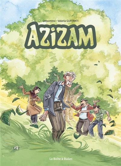 Couverture Azizam