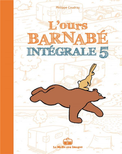 L'ours Barnabé - intégrale tome 5