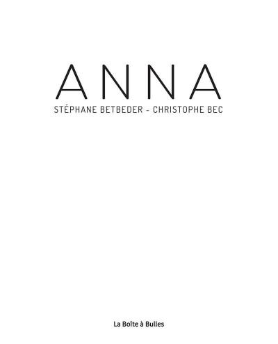 Page 1 Anna
