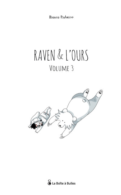 Page 1 Raven et l'ours tome 3