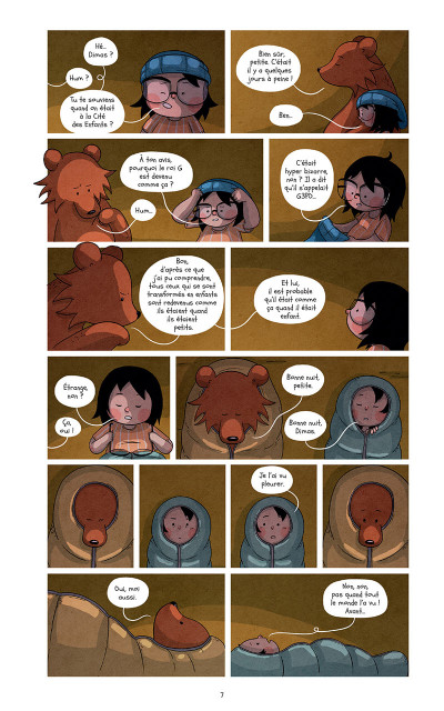 Page 7 Raven et l'ours tome 3