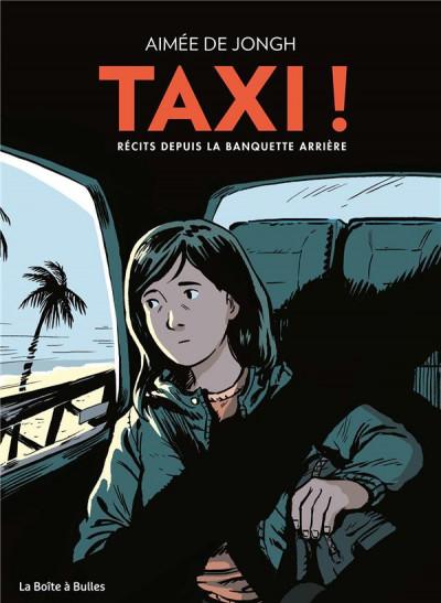 Couverture Taxi ! - Récits depuis la banquette arrière