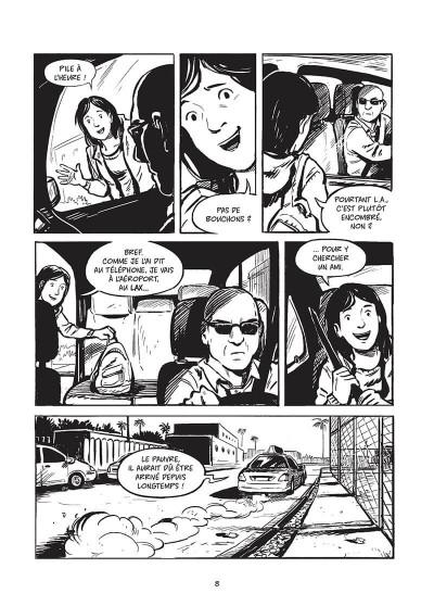 Page 8 Taxi ! - Récits depuis la banquette arrière