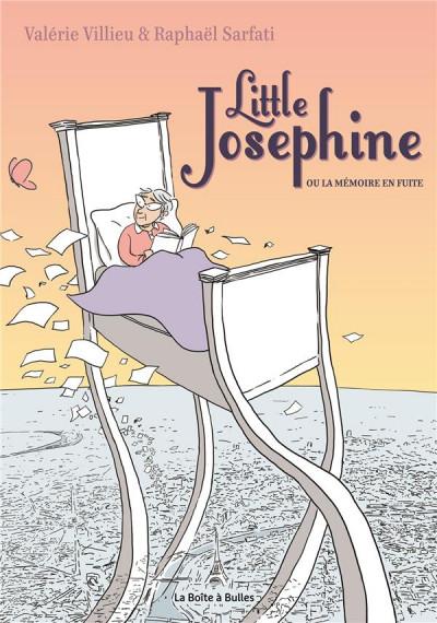 Couverture Little Joséphine ou les jours d'oubli