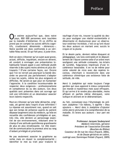 Page 3 Little Joséphine ou les jours d'oubli
