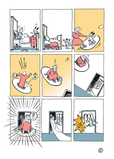 Page 7 Little Joséphine ou les jours d'oubli