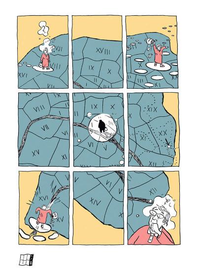 Page 8 Little Joséphine ou les jours d'oubli