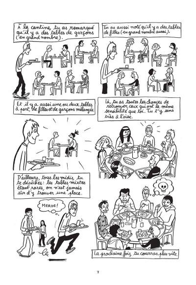 Page 7 Hugo est gay - Dans la peau d'un jeune homo