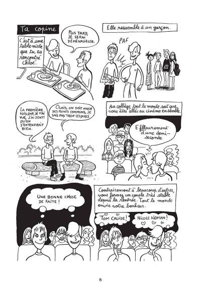 Page 8 Hugo est gay - Dans la peau d'un jeune homo