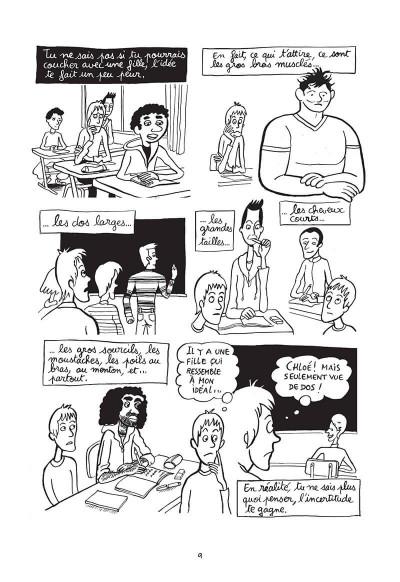 Page 9 Hugo est gay - Dans la peau d'un jeune homo