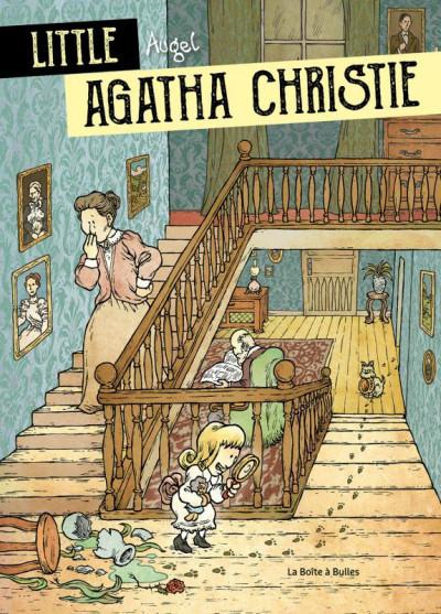 Couverture Little Agatha Christie