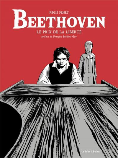 Couverture Beethoven - le prix de la liberté