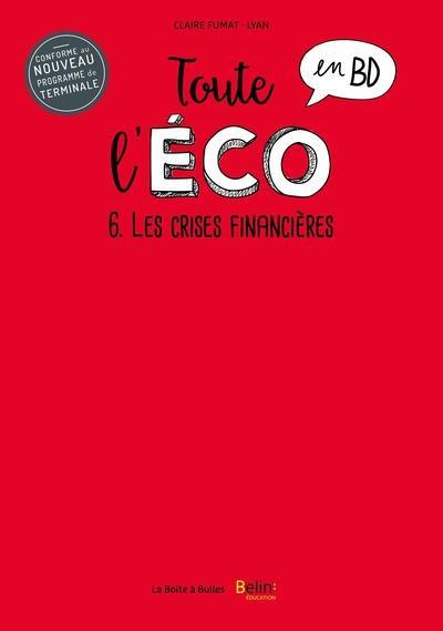 Couverture Toute l'éco en BD tome 6