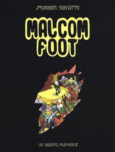 Couverture malcom foot