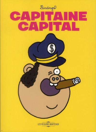 Couverture capitaine capital